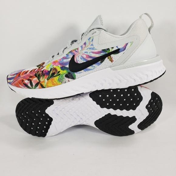 mode designer d8da1 20271 NEW Nike Odyssey React GPX RS Running print